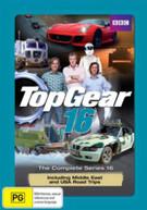 TOP GEAR: SERIES 16 (STEELBOOK) (2011) DVD