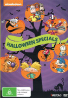 CLASSIC NICKELODEON HALLOWEEN SPECIALS DVD