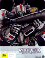 ROBOTECH: THE MACROSS AND MASTERS SAGAS COLLECTOR'S SET DVD