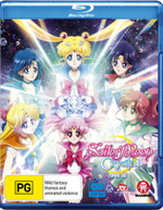 SAILOR MOON CRYSTAL SET 2 (EPISODES 15-26) (2014) BLURAY