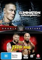 WWE: ELIMINATION CHAMBER 2017 / FAST LANE 2017 (2017) DVD