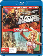 ELECTRIC BOOGALOO / MACHETE MAIDENS UNLEASHED! (2014) BLURAY