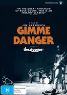 GIMME DANGER (2016) DVD
