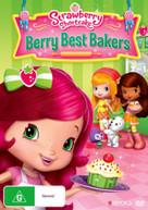 STRAWBERRY SHORTCAKE: BERRY BEST BAKERS: SEASON 4 - VOLUME 3 (2007) DVD