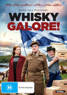 WHISKY GALORE! (2016) DVD
