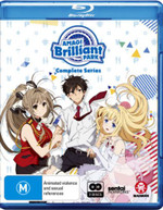 AMAGI BRILLIANT PARK: COMPLETE SERIES (2014) BLURAY