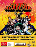 MY HERO ACADEMIA: SEASON 1 (2016) BLURAY