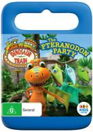 DINOSAUR TRAIN: THE PTERANODON PARTY! (2014) DVD