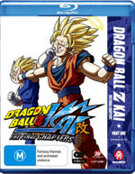DRAGON BALL Z KAI: THE FINAL CHAPTERS: PART 1 (EPISODES 99 - 121) (2009) BLURAY