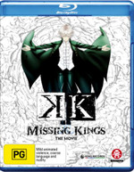 K: MISSING KINGS: THE MOVIE (2014) BLURAY