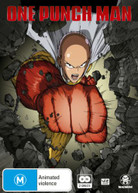 ONE PUNCH MAN: SEASON 1 (2015) DVD