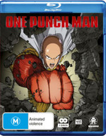 ONE PUNCH MAN: SEASON 1 (2015) BLURAY