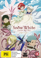 SNOW WHITE WITH THE RED HAIR: SEASON 2 (2016) DVD