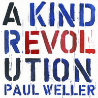 PAUL WELLER - KIND REVOLUTION CD