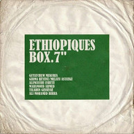 ETHIOPIQUES 7 BOX SET / VARIOUS VINYL