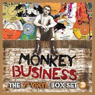 MONKEY BUSINESS: THE 7 VINYL BOX SET / VARIOUS VINYL