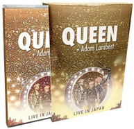QUEEN / ADAM  LAMBERT - LIVE IN JAPAN SUMMER SONIC 2014 (JAPANESE IMPORT) BLURAY
