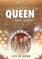 QUEEN + ADAM  LAMBERT - LIVE IN JAPAN SUMMER SONIC 2014 BLURAY
