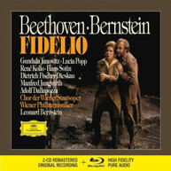 BEETHOVEN: FIDELIO OP.72 (CD ALBUM + BLU-RAY DISC AUDIO ) * CD