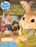 PETER RABBIT THE TALE OF COTTON TAILS NEW FRIEND (UK) DVD