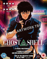 GHOST IN THE SHELL (UK) BLU-RAY