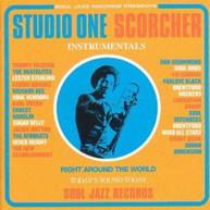 SOUL JAZZ RECORDS PRESENTS - STUDIO ONE SCORCHER VINYL