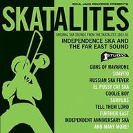 SKATALITES - SKATALITES: INDEPENDENCE SKA & THE FAR EAST SOUND CD