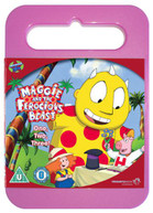 MAGGIE AND THE FEROCIOUS BEAST ONE TWO THREE (UK) DVD