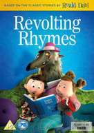 REVOLTING RHYMES (UK) DVD