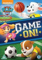 PAW PATROL GAME ON (UK) DVD