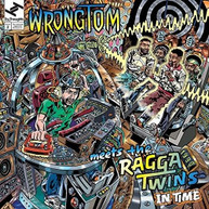 WRONGTOM MEETS THE RAGGA TWINS - IN TIME VINYL