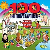 100 CHILDREN'S FAVOURITES / VARIOUS CD
