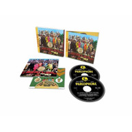 THE BEATLES - SGT. PEPPER'S LONELY HEARTS CLUB BAND (50TH ANNIVERSARY) (2CD) * CD