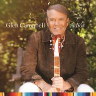GLEN CAMPBELL - ADIOS CD