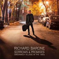RICHARD BARONE - SORROWS & PROMISES VINYL