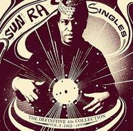 SUN RA - SINGLES 2 VINYL