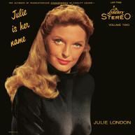 JULIE LONDON - JULIE IS HER NAME VOL 2 VINYL