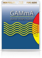 DAVID MILES HUBER - GAMMA BLURAY