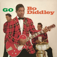 BO DIDDLEY - GO BO DIDDLEY + 2 BONUS TRACKS VINYL