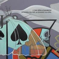 AMANDA PALMER / EDWARD  KA-SPEL -SPEL,EDWARD - I CAN SPIN A RAINBOW CD