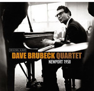DAVE BRUBECK - NEWPORT 1958 VINYL