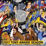 2017 TONY AWARD SEASON / VARIOUS CD