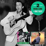 ELVIS PRESLEY - ELVIS PRESLEY / ELVIS CD