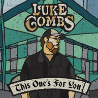 LUKE COMBS - THIS ONE'S FOR YOU VINYL
