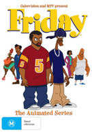 FRIDAY: THE ANIMATED SERIES (2007) DVD