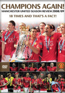 MANCHESTER UNITED 2009 SEASON REVIEW (2009) DVD