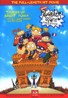 RUGRATS IN PARIS: THE MOVIE (2000) DVD
