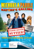WITHOUT A PADDLE: NATURE'S CALLING (2009) DVD