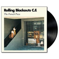ROLLING BLACKOUTS C.F. - THE FRENCH PRESS EP * VINYL