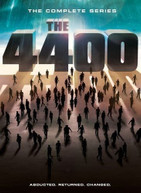 4400: THE COMPLETE SERIES DVD